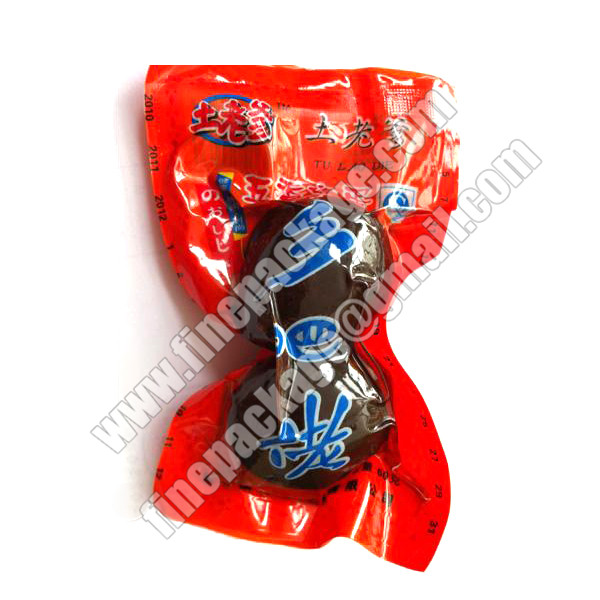 nylon pe vacuum bag, food vacuum seal plastic bags for spiced eggs,vacuum dried tofu bag