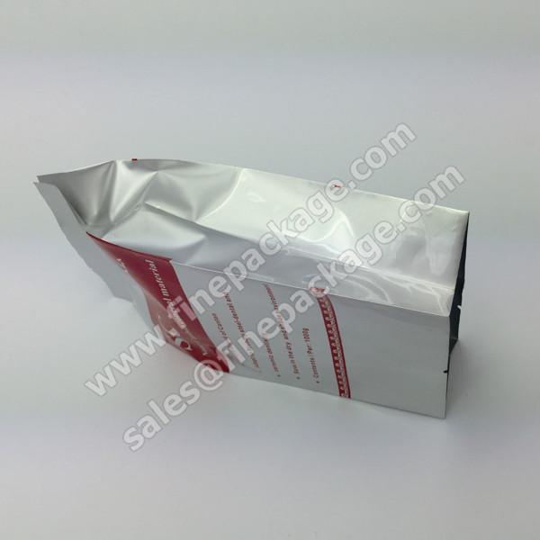 aluminium foil side gusset bag1