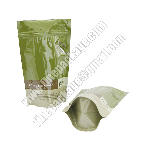 stand up food pouch with window, printed stand up pouch, stand up pouch bag