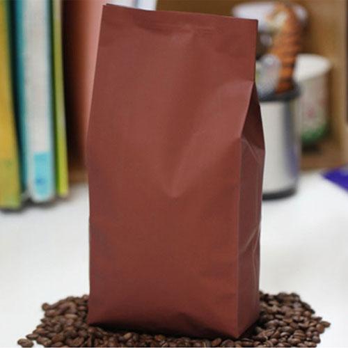 aluminium foil bag coffee bag with valve 3