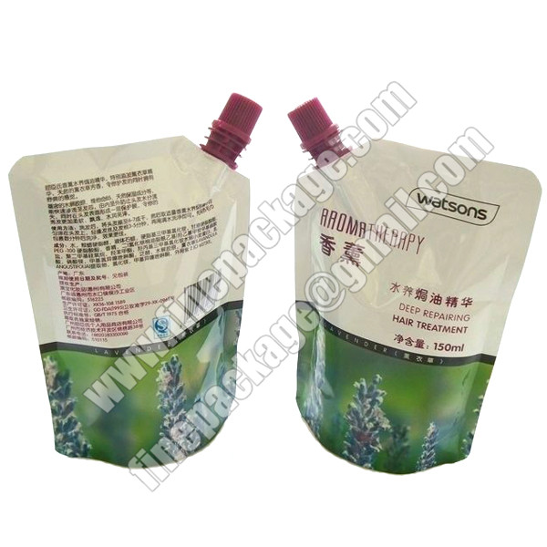 liquid soap packaging, stand up spout pouch bag for liquid, liquid packaging1