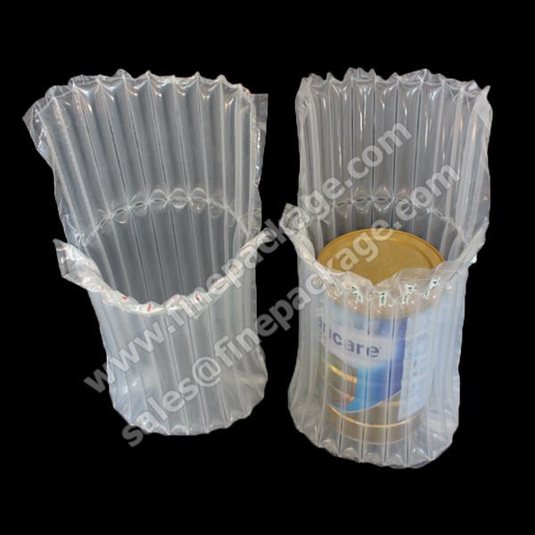 milk bottle air bag proection bag
