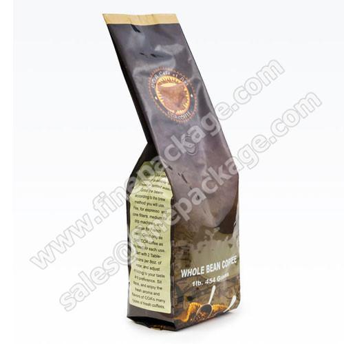 aluminium foil bag coffee bag with valve 39
