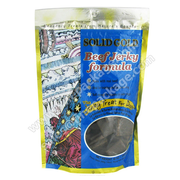 food grade different flavors new style beef jerky plastic packgiang bags, stand up bags with zipper