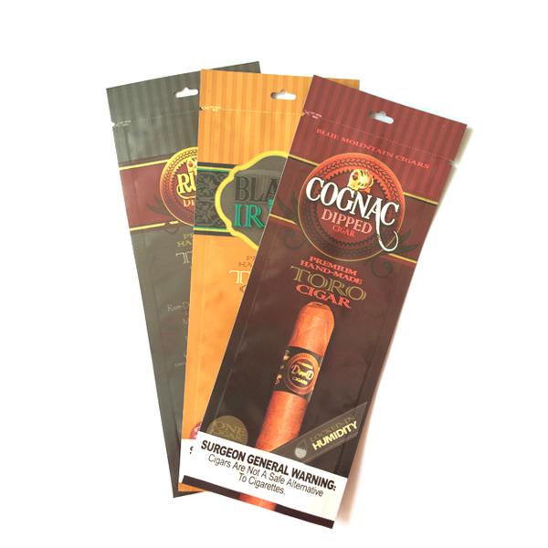 cigar packaging bags