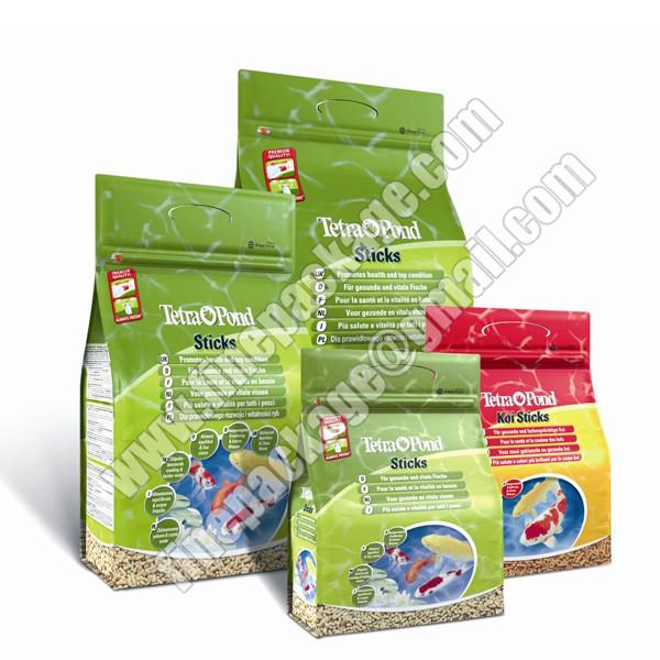 square bottom plastic 8 side seal bag,plastic bags with block bottom, block bottom side gusset bag1