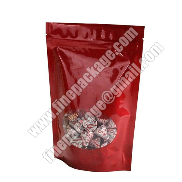 ziplock bag zipper bag stand up pouch, stand up pouches with window, plastic stand up bags with zipper2