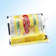 snack biscuit packaging rollstock film with customed printing