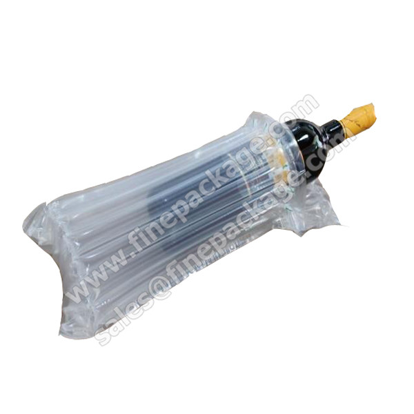 2016 new style cheapest inflatable air bag for wine bottle