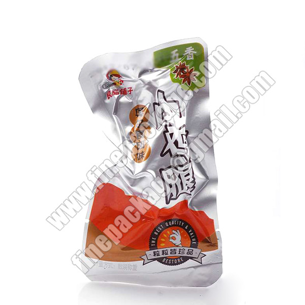 aluminum foil vacuum bag,dry fish vacuum packing,duck neck vacuum packing bag