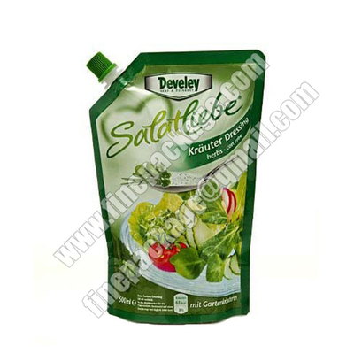 liquid food packaging with spout, fruit juice drink packaging bag, resealable plastic bags with spout